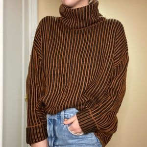 Zara Knit oversized sweater